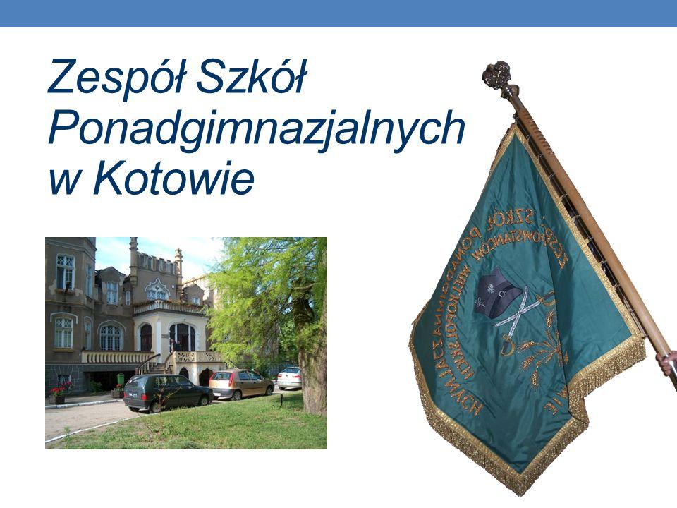 Zespół Szkół Ponadgimnazjalnych w Kotowie
