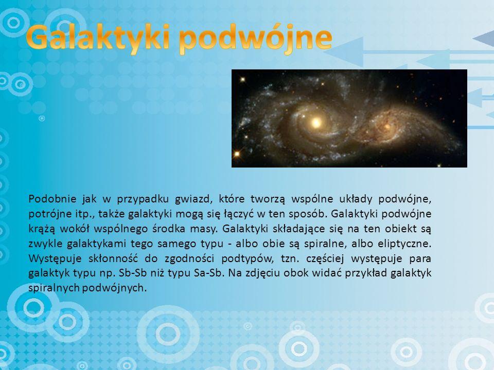 Galaktyki podwójne