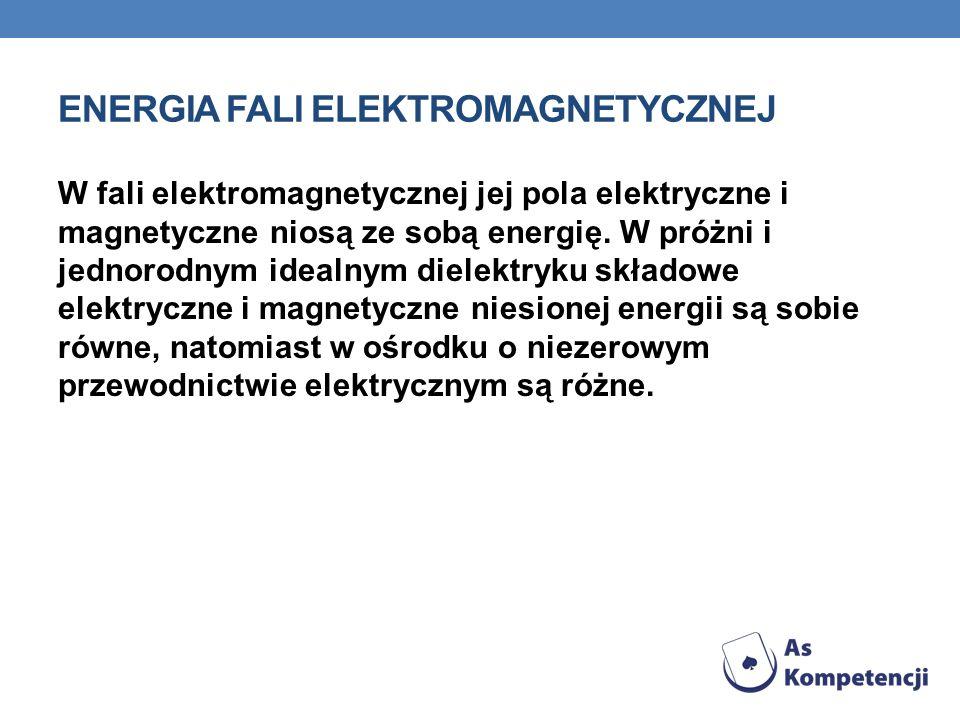 Energia fali elektromagnetycznej