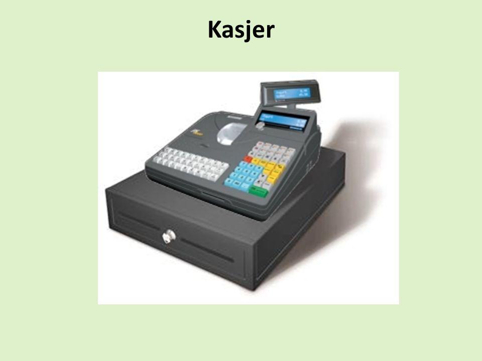 Kasjer