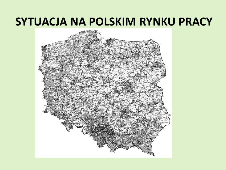 SYTUACJA NA POLSKIM RYNKU PRACY