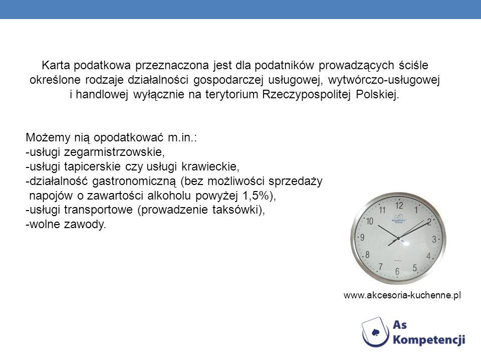 i handlowej wyłącznie na terytorium Rzeczypospolitej Polskiej.