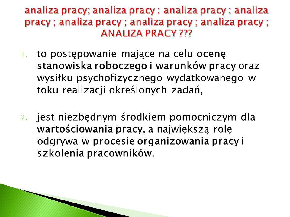 analiza pracy; analiza pracy ; analiza pracy ; analiza pracy ; analiza pracy ; analiza pracy ; analiza pracy ; ANALIZA PRACY