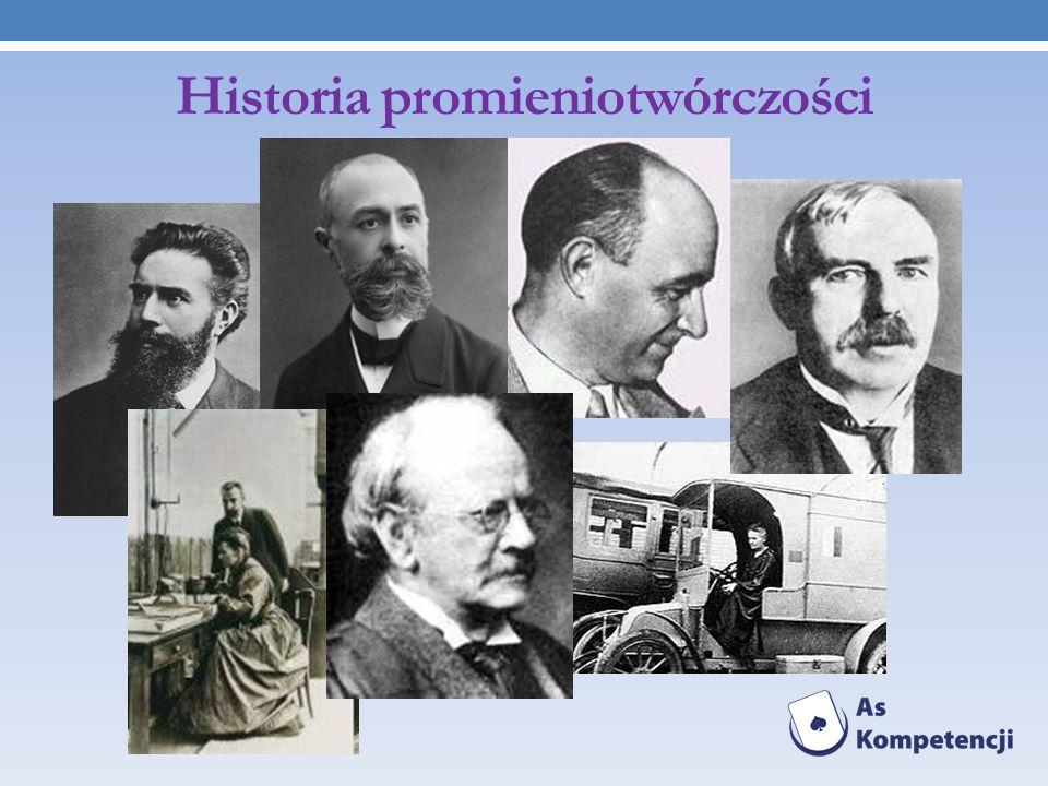 Historia promieniotwórczości