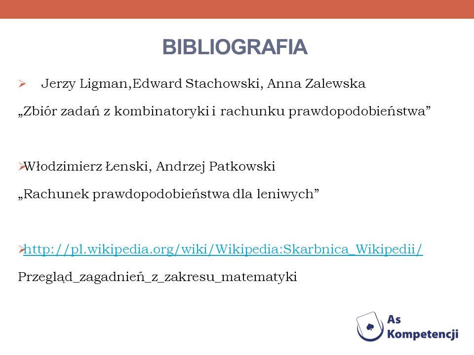 bibliografia Jerzy Ligman,Edward Stachowski, Anna Zalewska