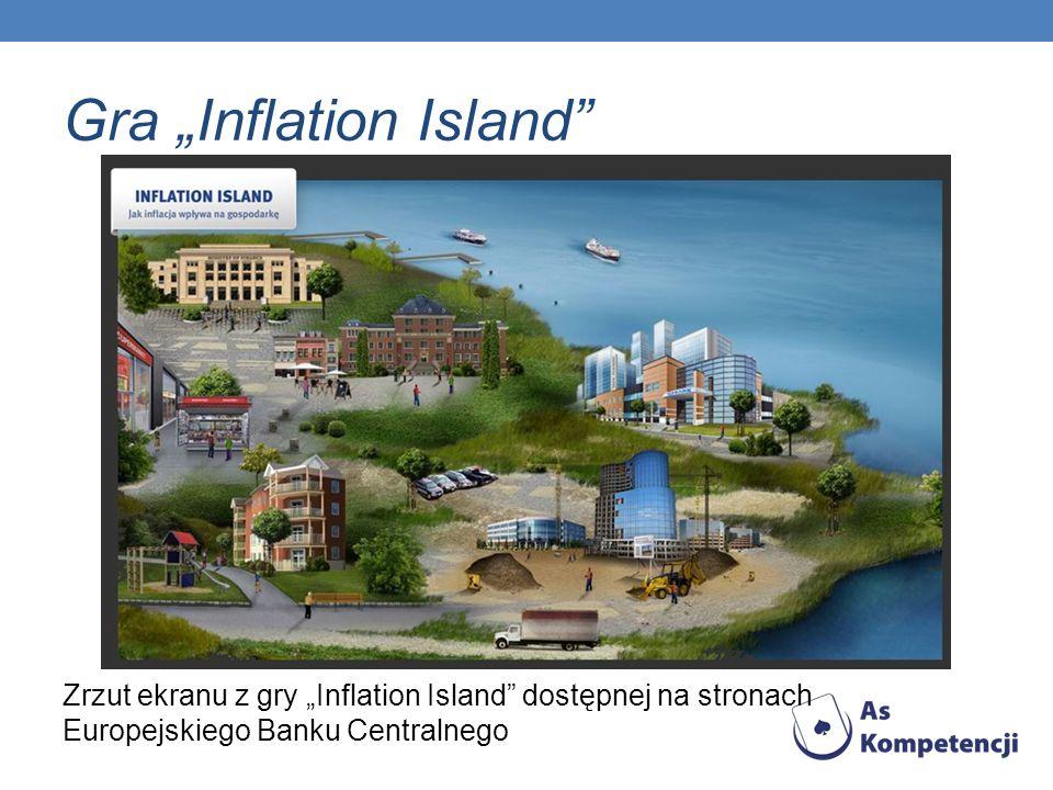 "Gra ""Inflation Island"