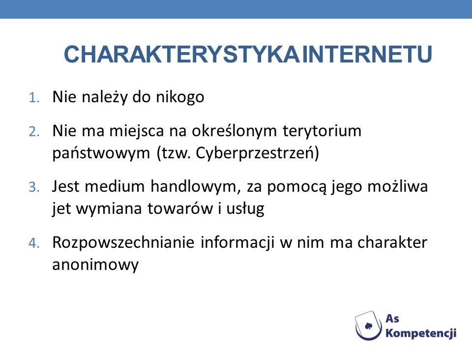 Charakterystyka Internetu