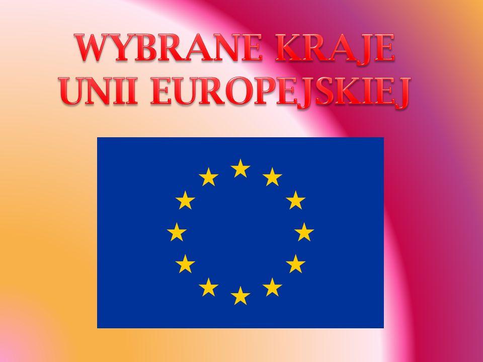 WYBRANE KRAJE UNII EUROPEJSKIEJ