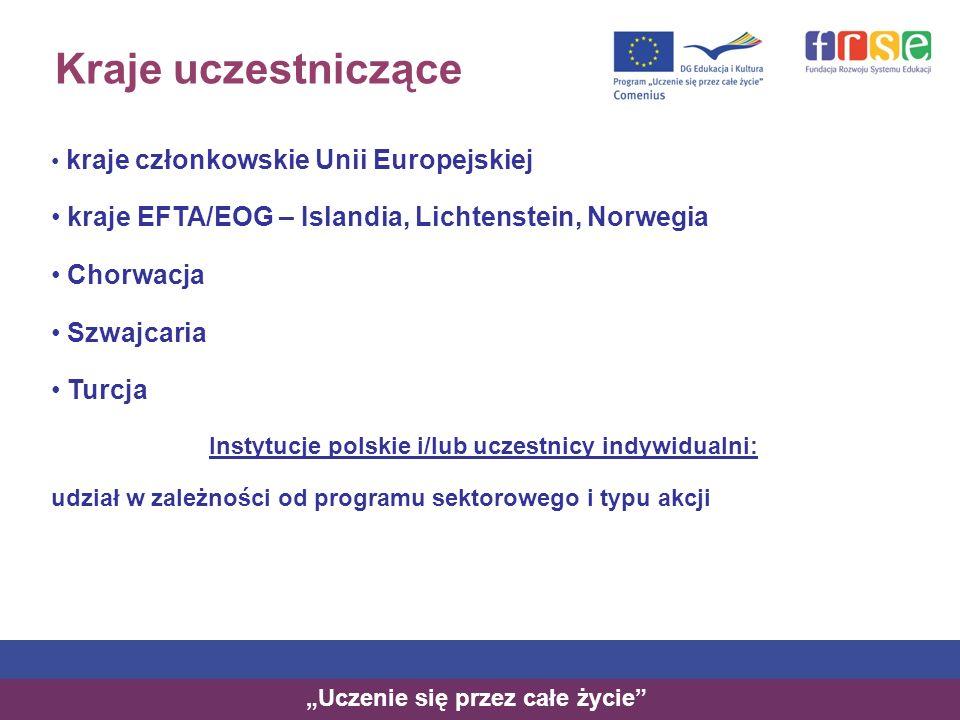 Kraje uczestniczące kraje EFTA/EOG – Islandia, Lichtenstein, Norwegia