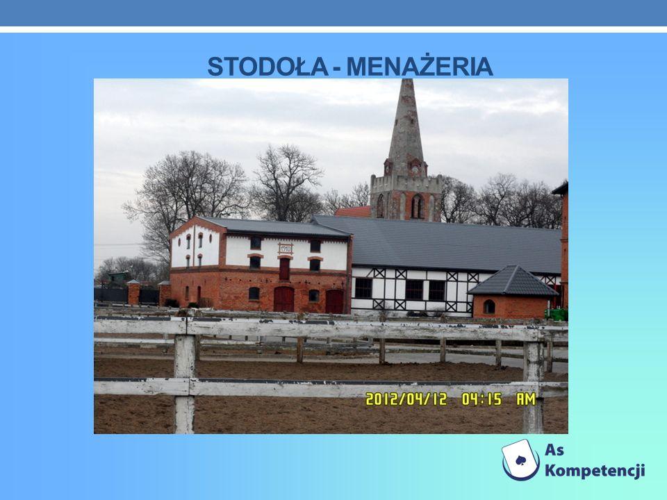 stodoła - menażeria