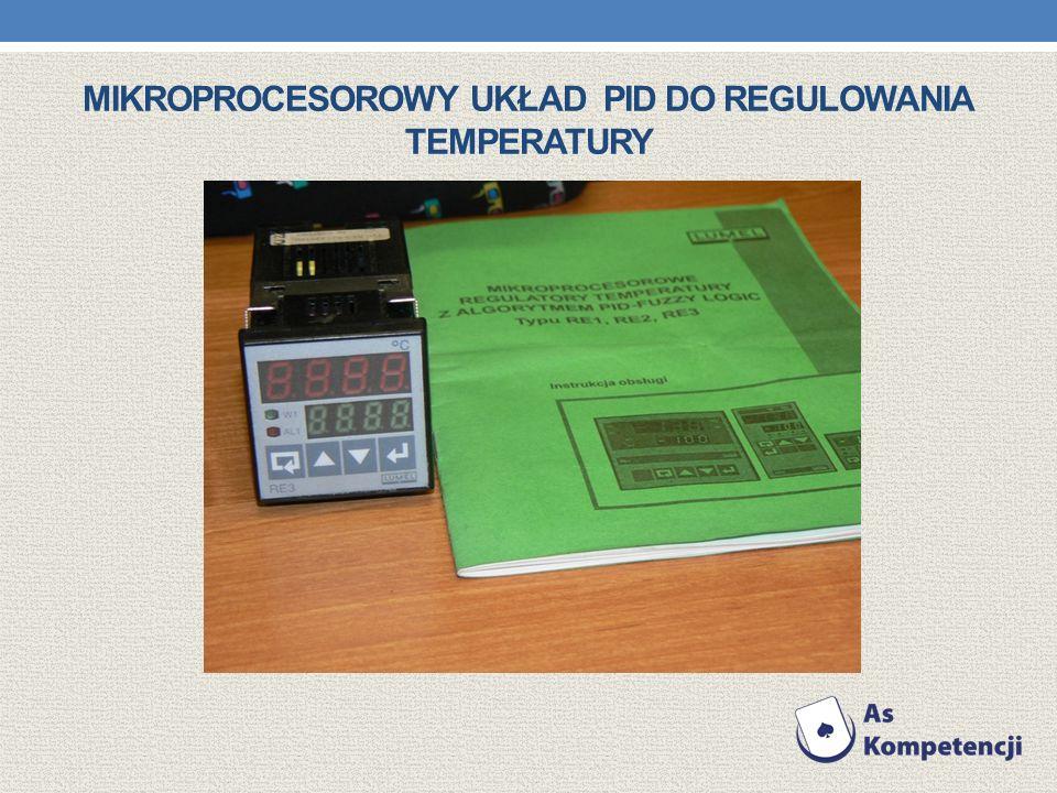 Mikroprocesorowy układ PID do regulowania temperatury
