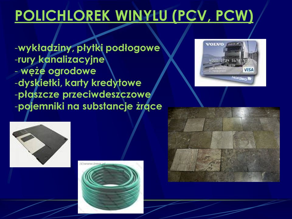 POLICHLOREK WINYLU (PCV, PCW)
