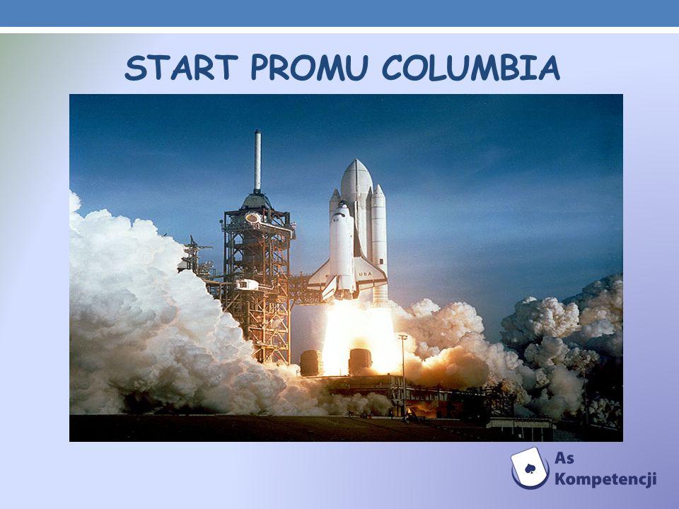 Start promu COLUMBIA