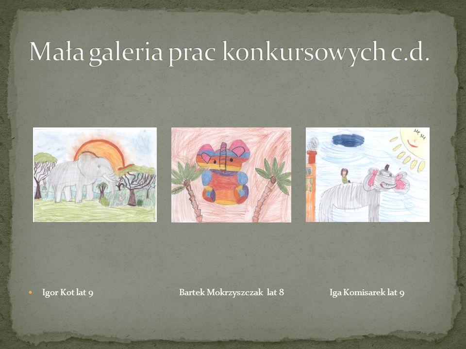 Mała galeria prac konkursowych c.d.