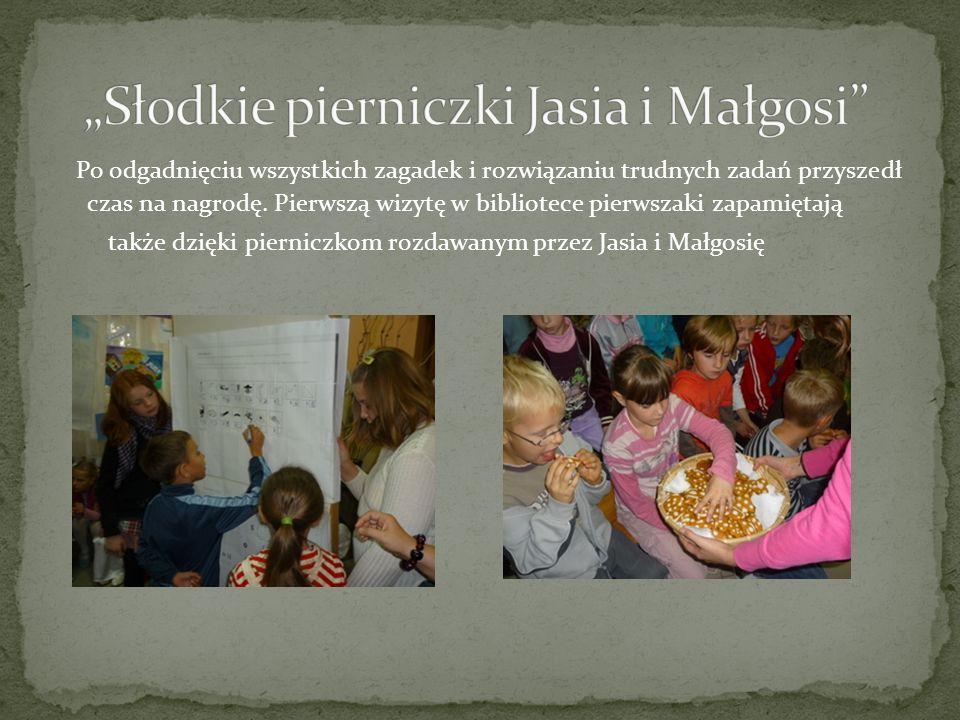 """""""Słodkie pierniczki Jasia i Małgosi"""
