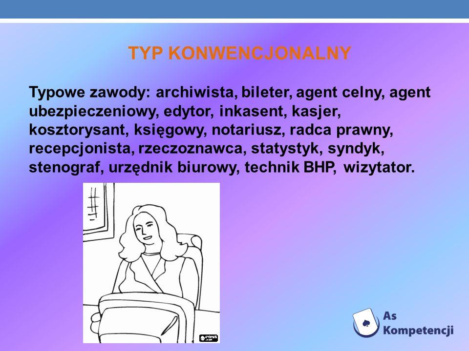 TYP KONWENCJONALNY