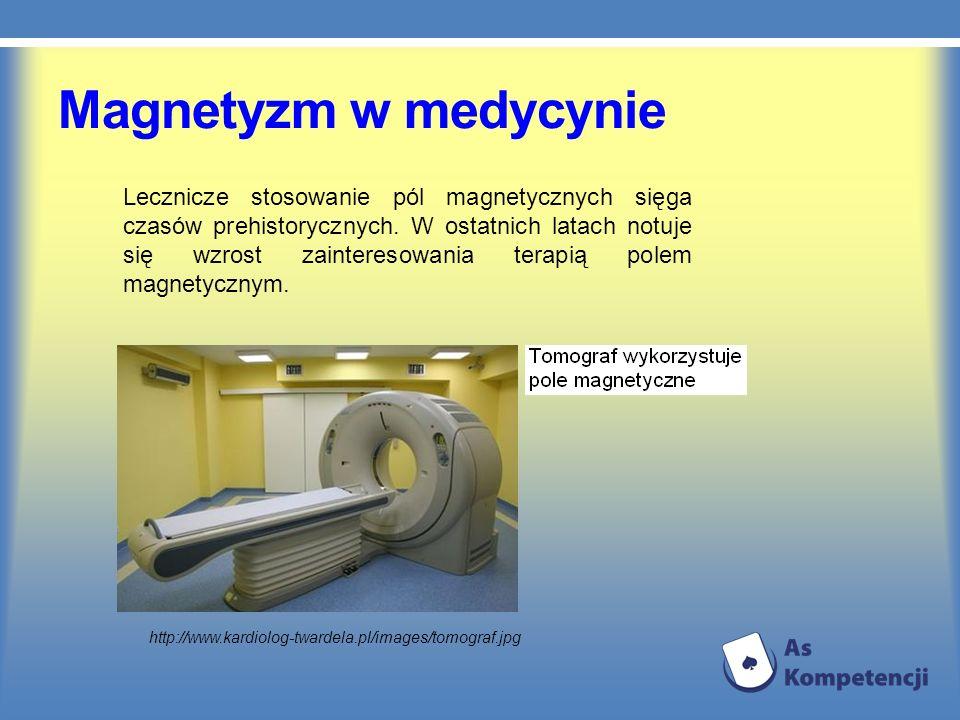Magnetyzm w medycynie