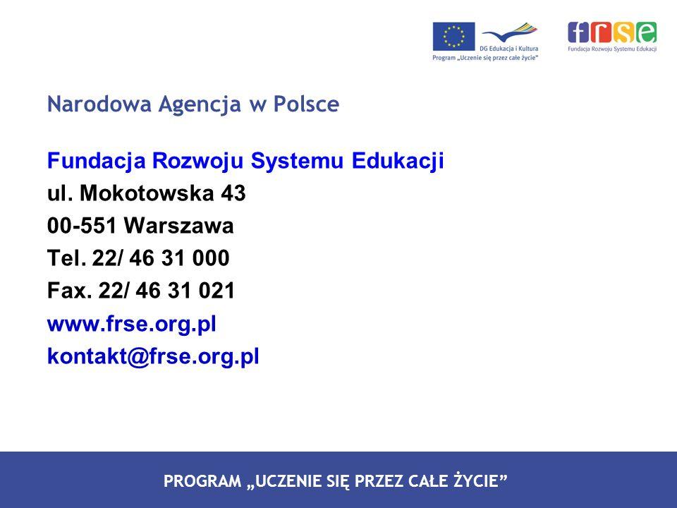 Narodowa Agencja w Polsce