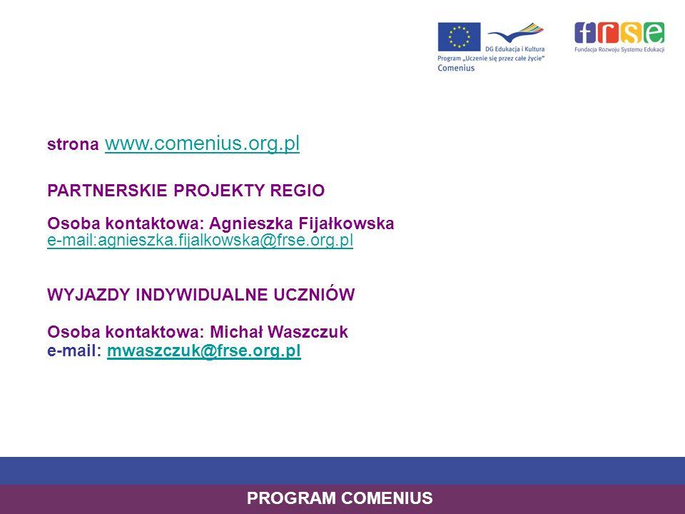strona www.comenius.org.pl