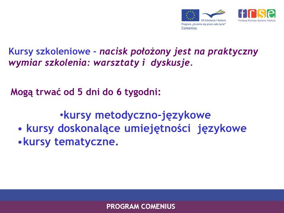 kursy metodyczno-językowe kursy doskonalące umiejętności językowe