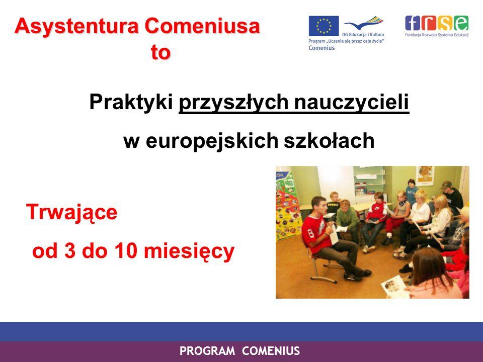 Praktyki przyszłych nauczycieli w europejskich szkołach