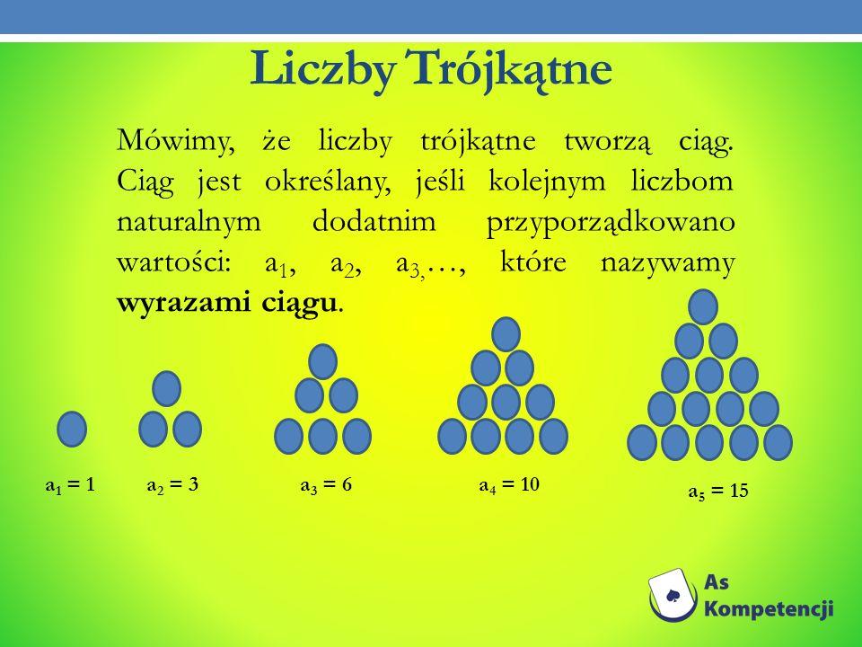 Liczby Trójkątne