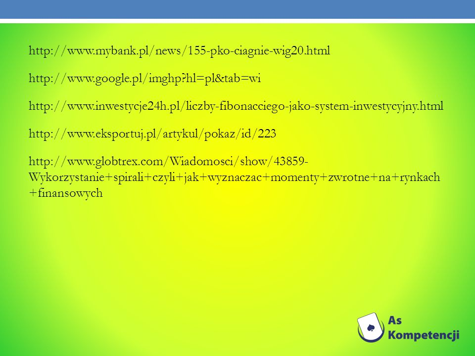 http://www. mybank. pl/news/155-pko-ciagnie-wig20. html http://www