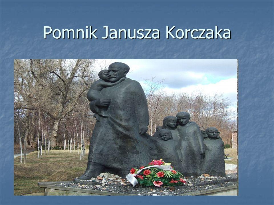 Pomnik Janusza Korczaka