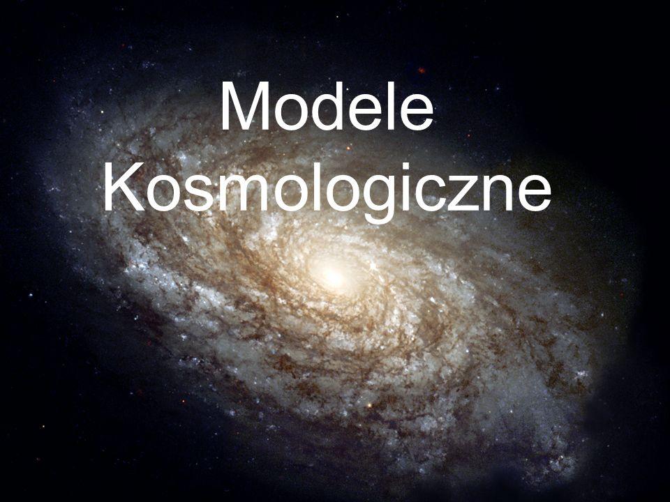 Modele Kosmologiczne