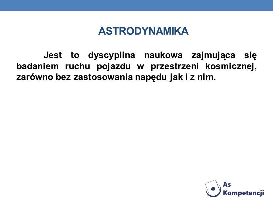Astrodynamika