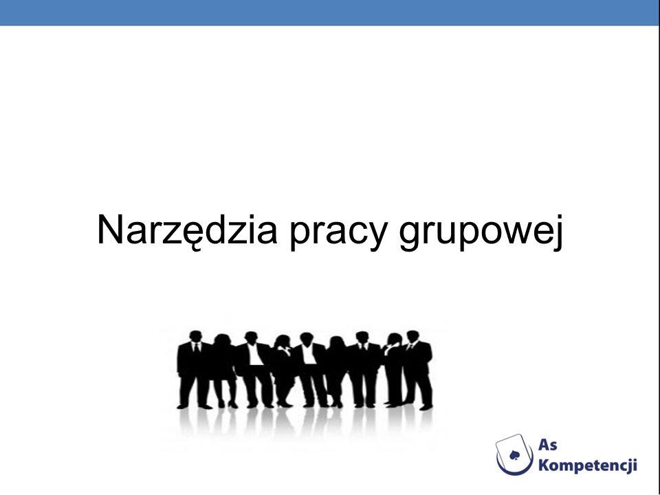 Narzędzia pracy grupowej