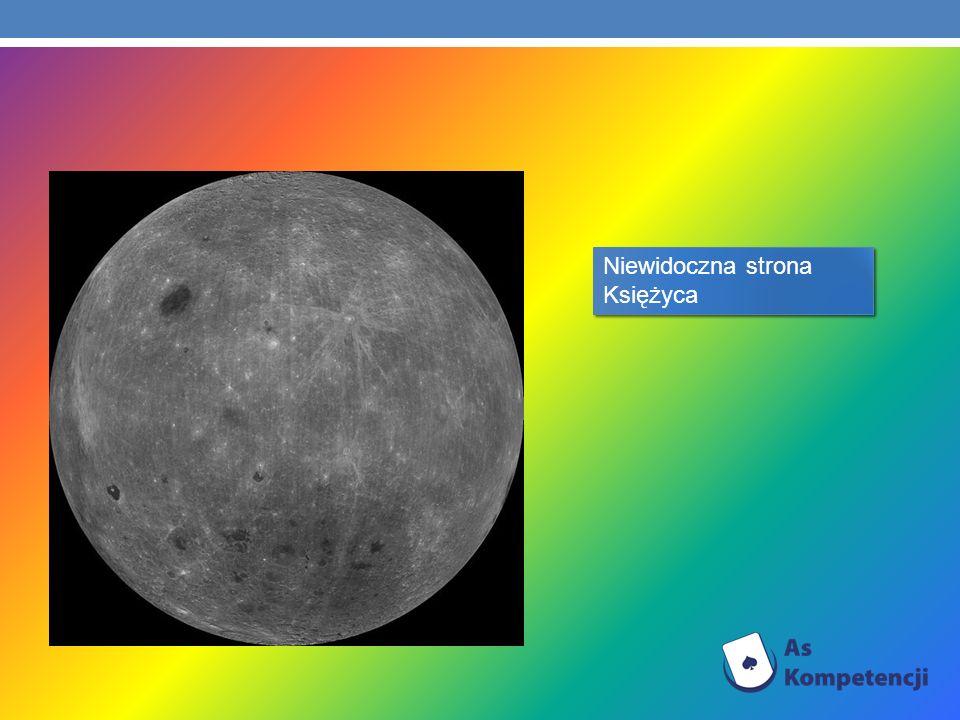 Niewidoczna strona Księżyca