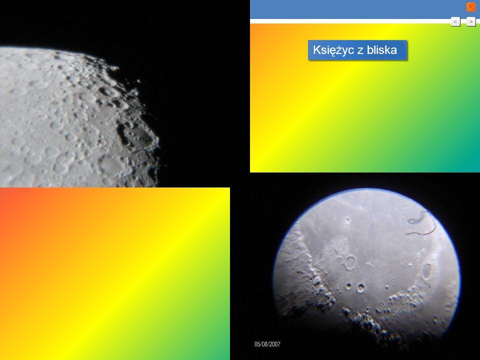 Księżyc z bliska