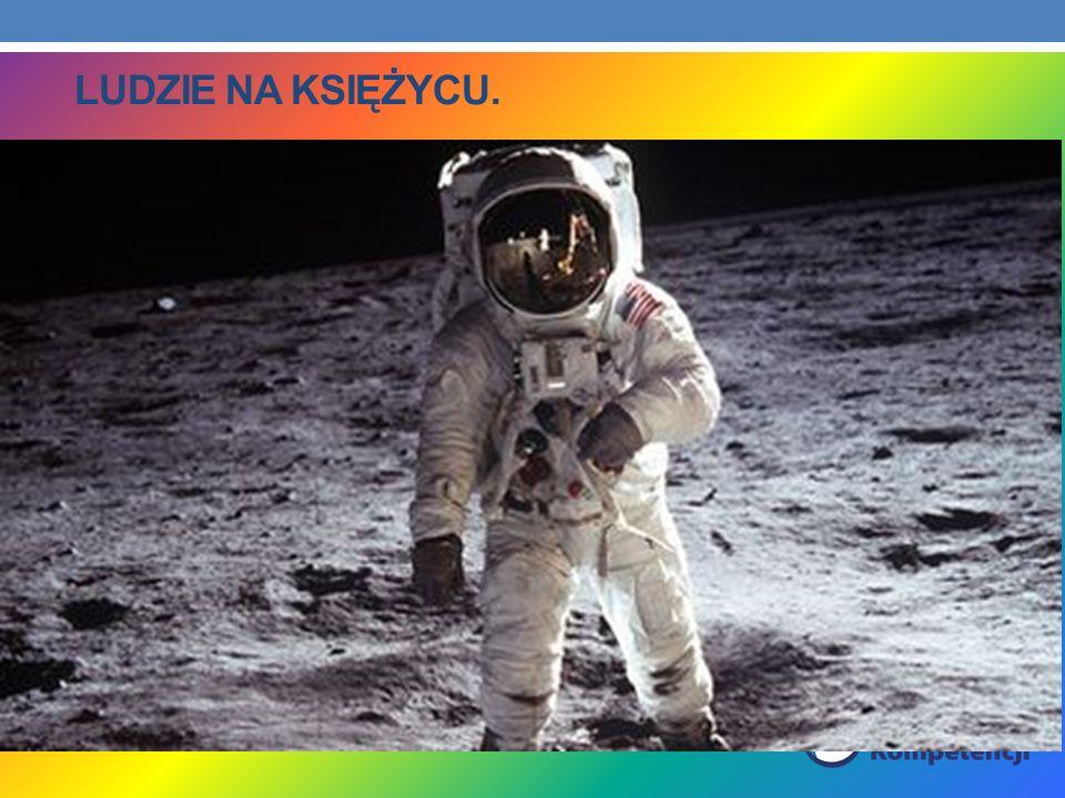 Ludzie na Księżycu.