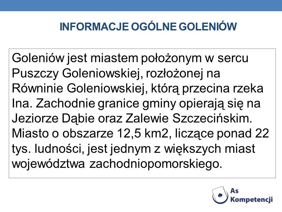Informacje ogólne Goleniów