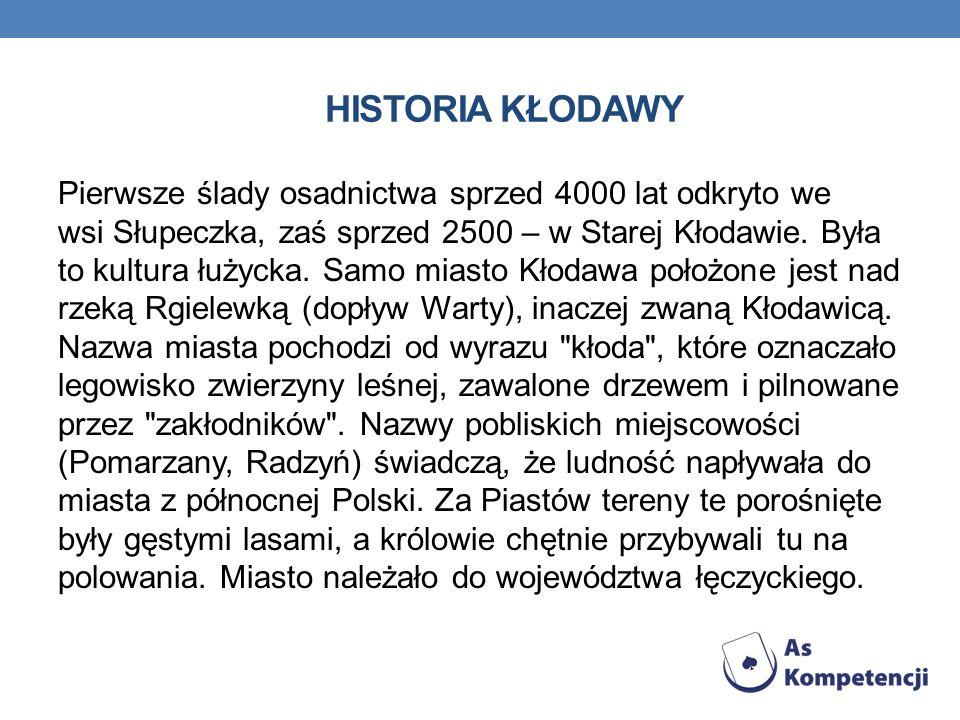 Historia Kłodawy
