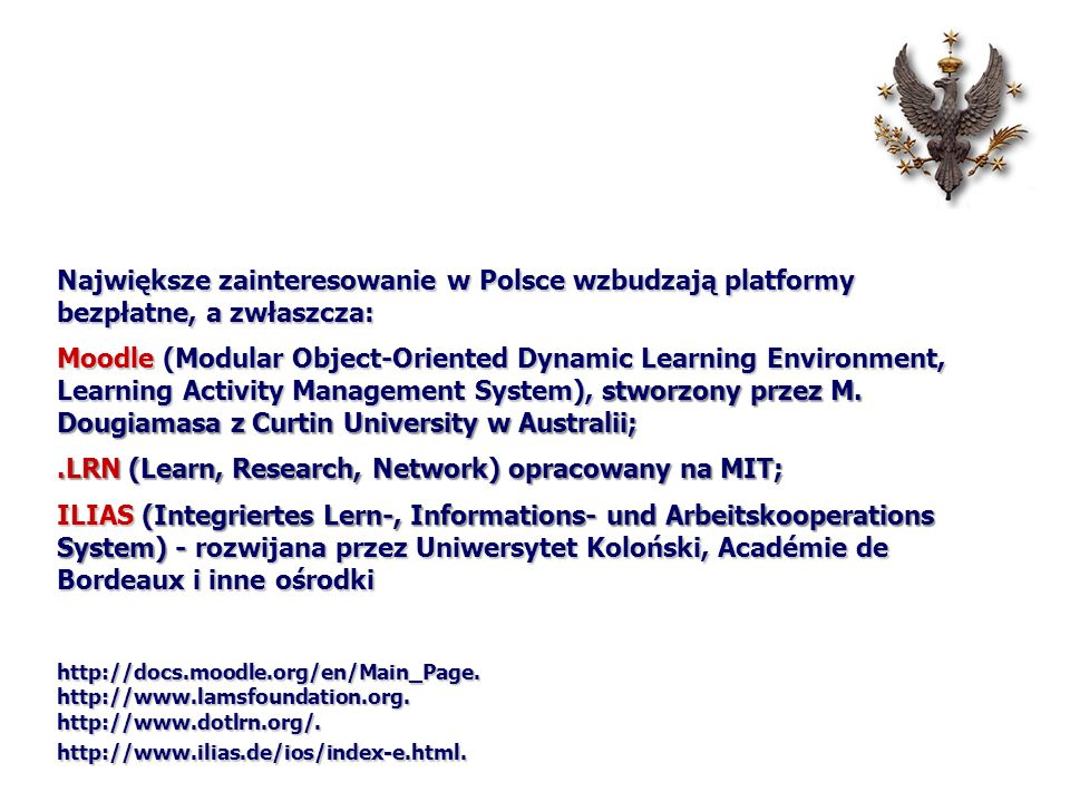 .LRN (Learn, Research, Network) opracowany na MIT;