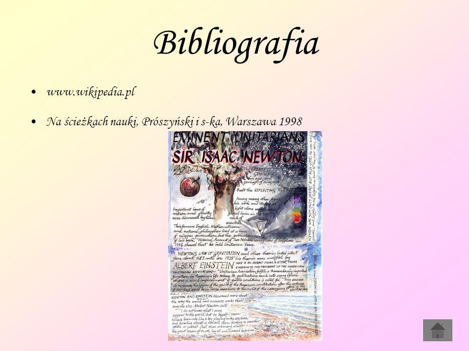 Bibliografia www.wikipedia.pl