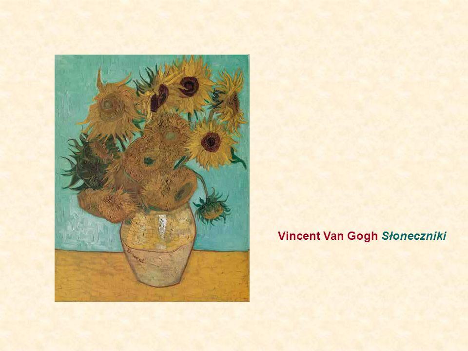 Vincent Van Gogh Słoneczniki