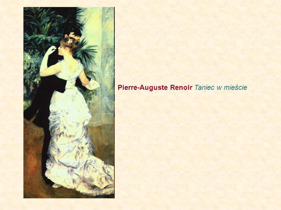 Pierre-Auguste Renoir Taniec w mieście