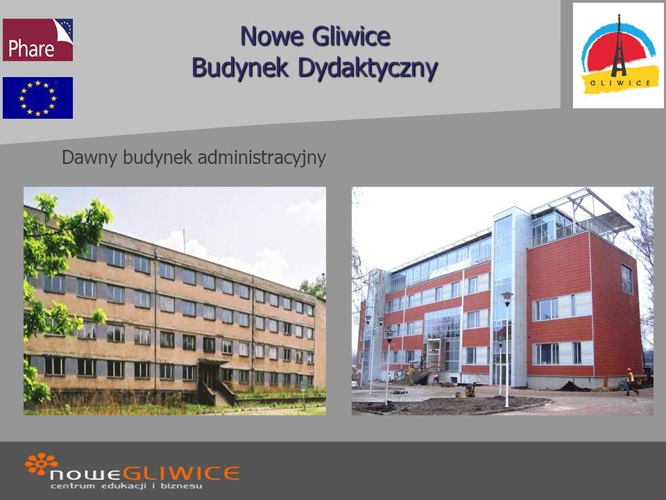 Nowe Gliwice Budynek Dydaktyczny