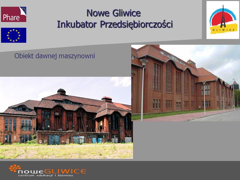 Nowe Gliwice Inkubator Przedsiębiorczości