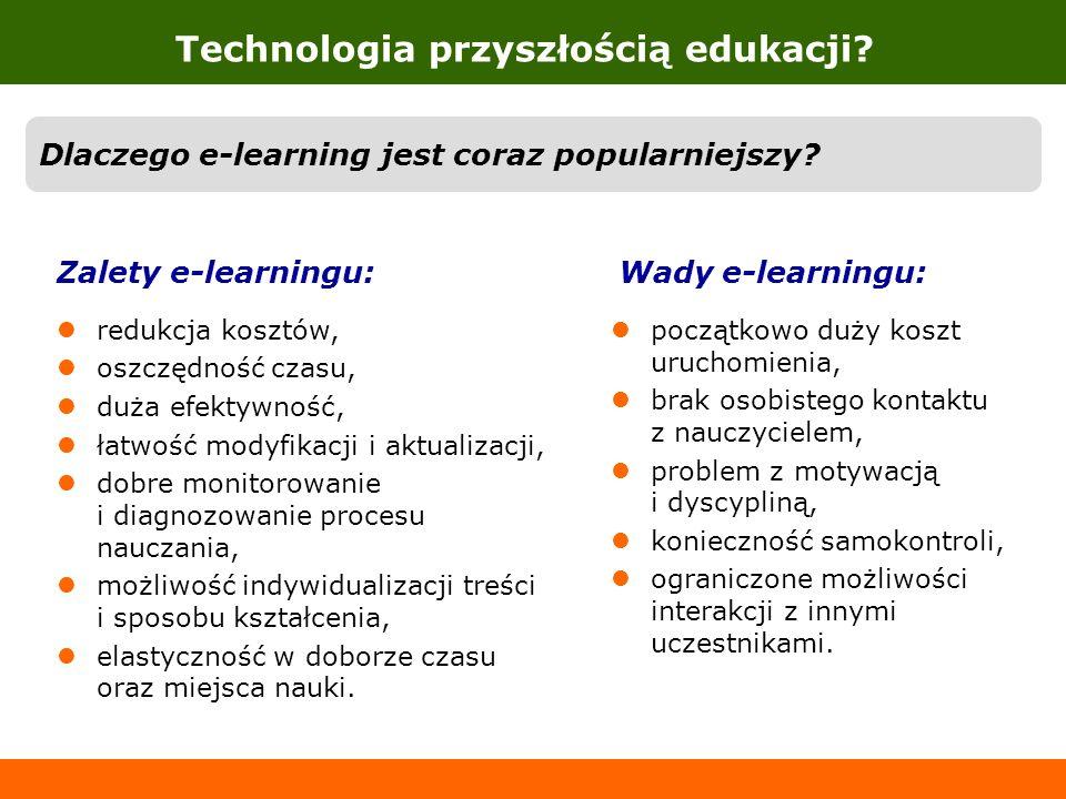 Technologia przyszłością edukacji