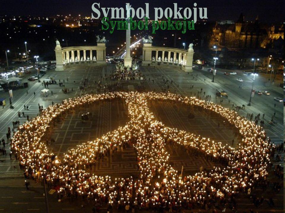 Symbol pokoju