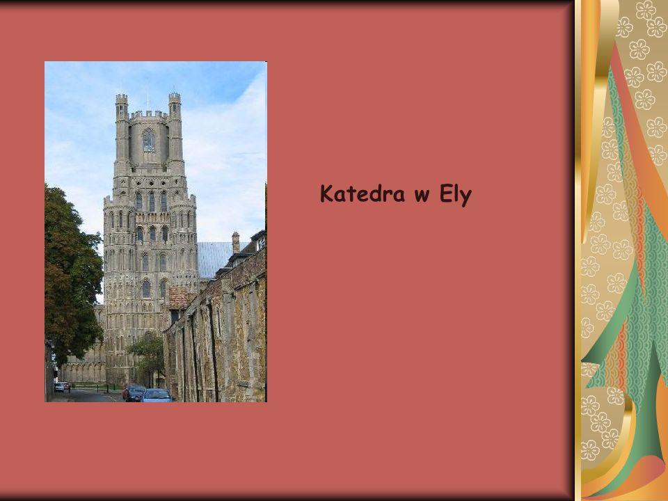 Katedra w Ely