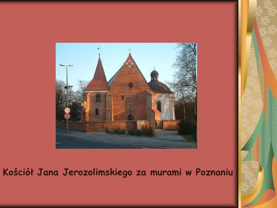 Kościół Jana Jerozolimskiego za murami w Poznaniu