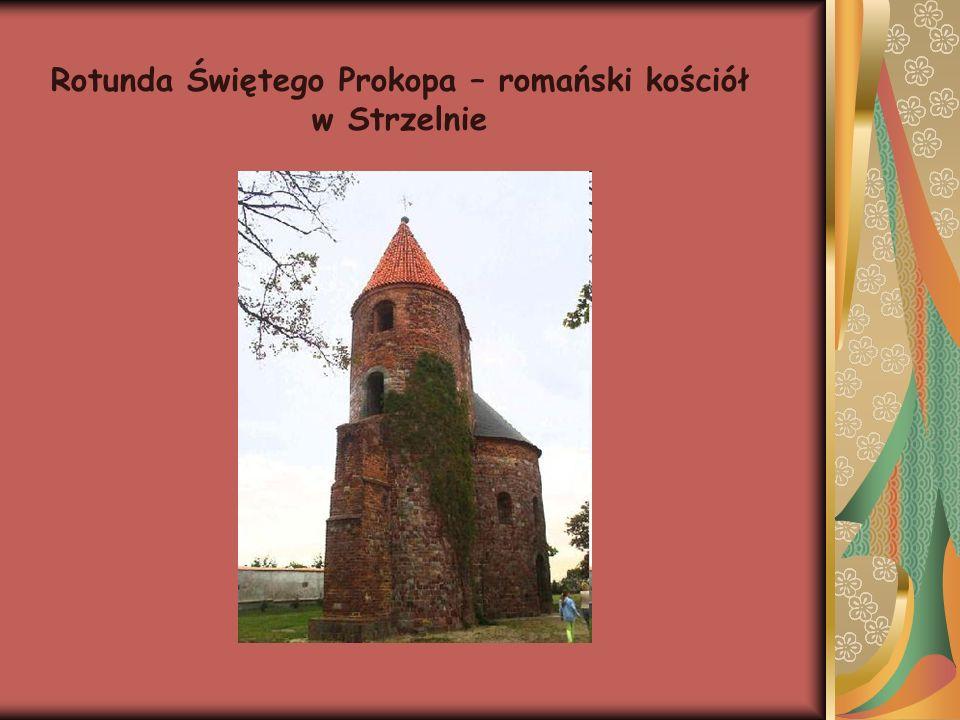 Rotunda Świętego Prokopa – romański kościół