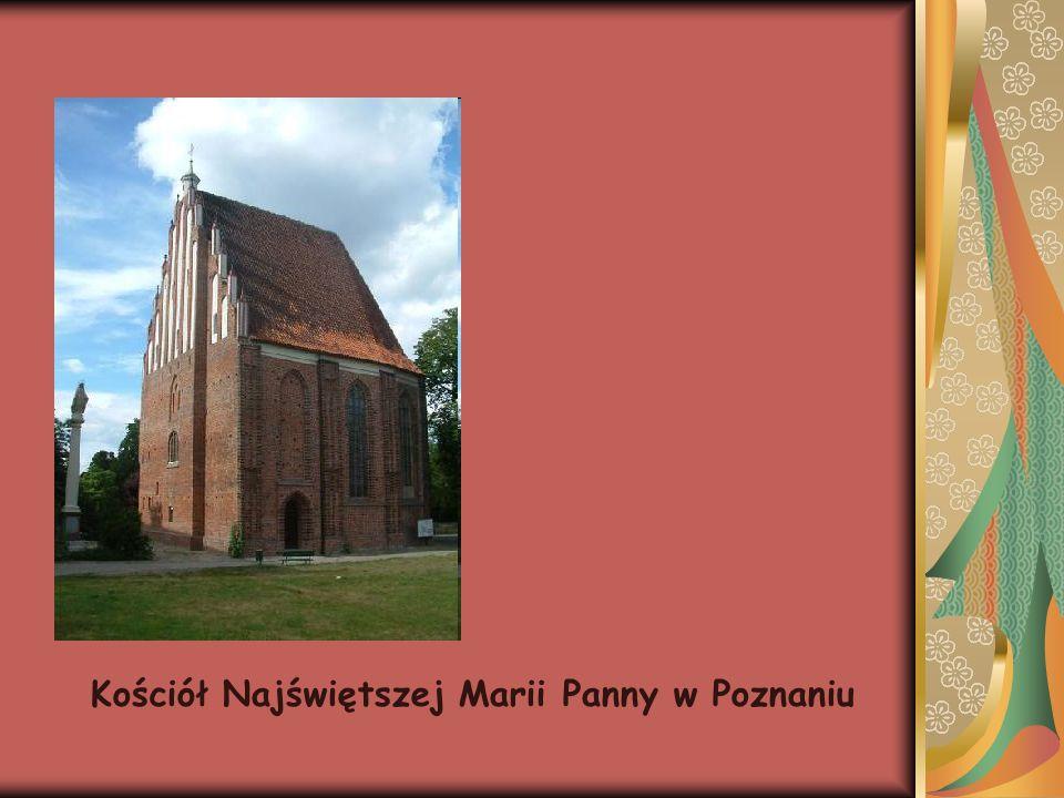Kościół Najświętszej Marii Panny w Poznaniu