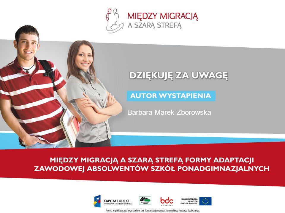 Barbara Marek-Zborowska