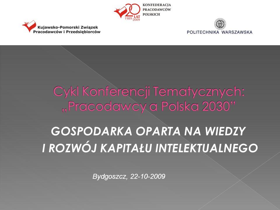 """Cykl Konferencji Tematycznych: """"Pracodawcy a Polska 2030"""